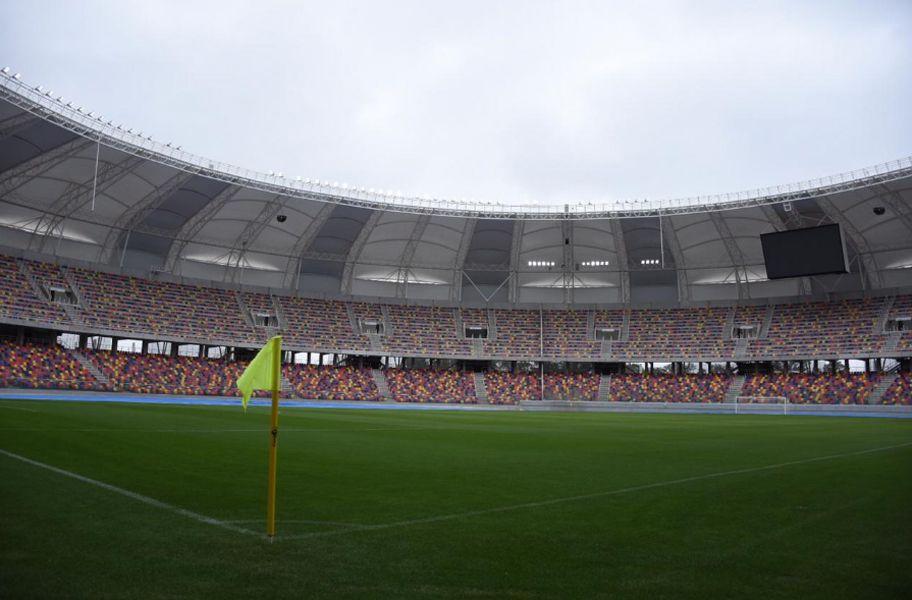 En el imponente Estadio de Santiago del Estero podría llegar a jugar la Selección Nacional