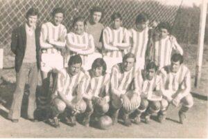En 1973 Las Palmeras lograba su último título en 'Oficiales'