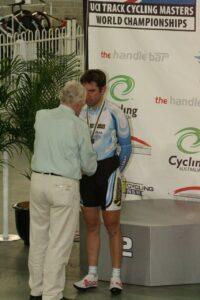 En el recuerdo: Juan P. Villarruel medalla de Plata en Sidney