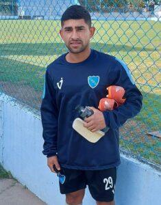 Lee más sobre el artículo Alejandro Monzón ya es jugador de CADU Zárate