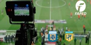La AFA y la Liga Profesional atendieron el reclamo de FAPED