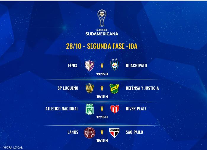 En este momento estás viendo Lanús, Def. y Justicia, Vélez, Independiente y A. Tucumán juegan por la Sudamericana
