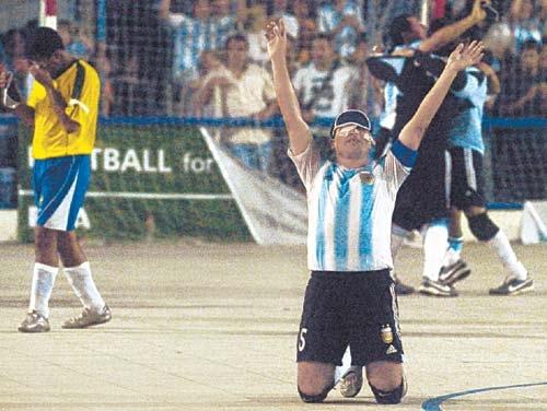 Escucha el gol de Silvio Velo en la final ante Brasil
