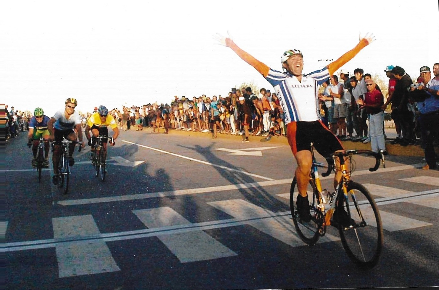 Carlos Giuliani, corazón y pasión por el Ciclismo