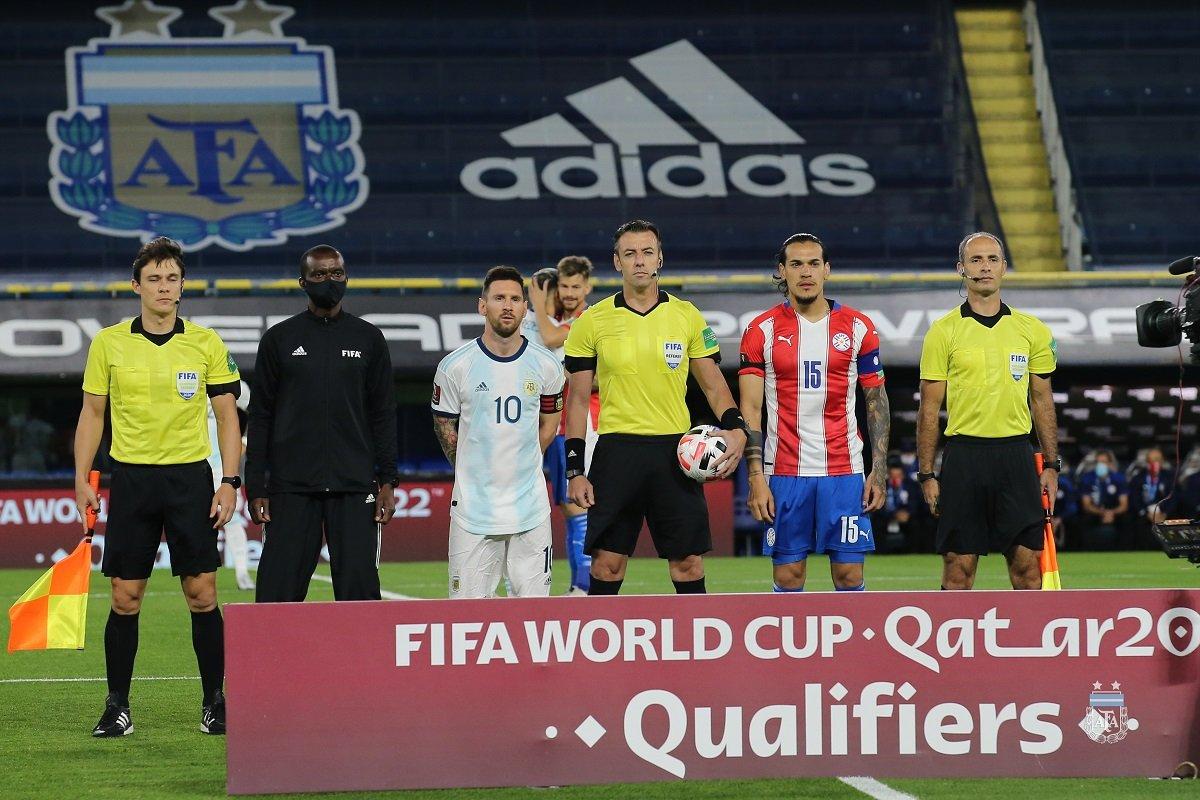 Argentina igualó 1 a 1 frente a Paraguay por la tercera fecha de las Eliminatorias
