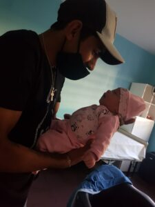 Sociales: ¡Gustavo Nicolás Villalba ya es papá!