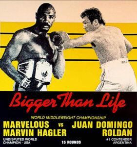 Lee más sobre el artículo Murió un ídolo del boxeo nacional: Juan Domingo «Martillo» Roldán….