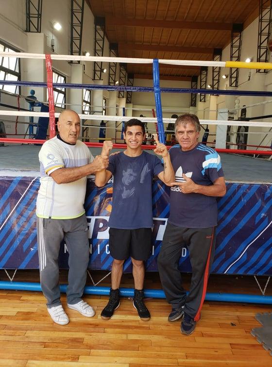 Se confirma este fin de semana la vuelta del boxeo local con dos peleas entre profesionales