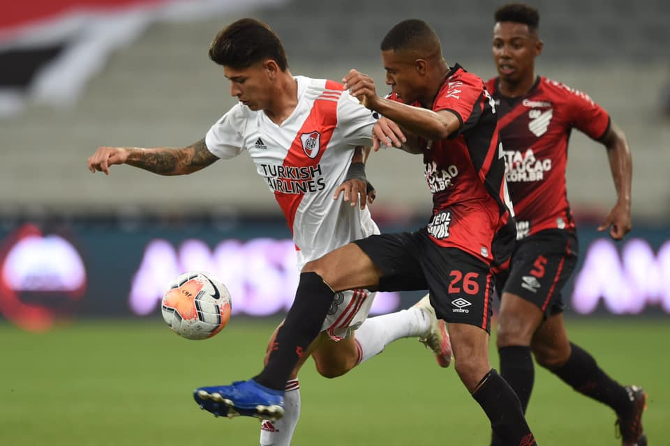 Copa Libertadores: Empates de los equipos argentinos