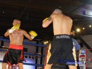 Una gala de boxeo de primer nivel