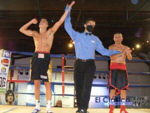 Boxeo en San Pedro: Maringolo-Fernández Draw y triunfo sin dudas de Palaversic