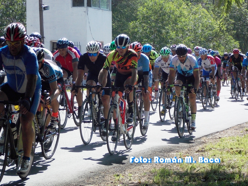 Volvió el Ciclismo a San Pedro con un gran festival en el Panorámico