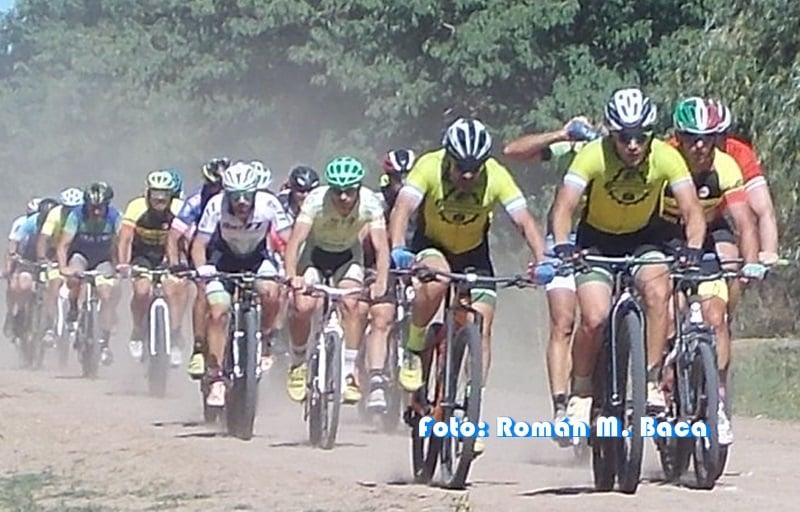 Con 75 ciclistas se llevó a cabo una prueba de Rural Bike