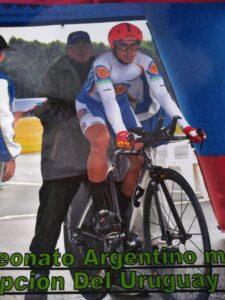 Lee más sobre el artículo Se recupera de las lesiones recibidas el ciclista Agustín Basualdo