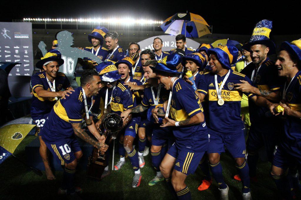 Copa Diego Armando Maradona: Boca superó a Banfield en los penales y se consagró campeón