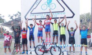 Multitudinaria jornada de Ciclismo en el Panorámico