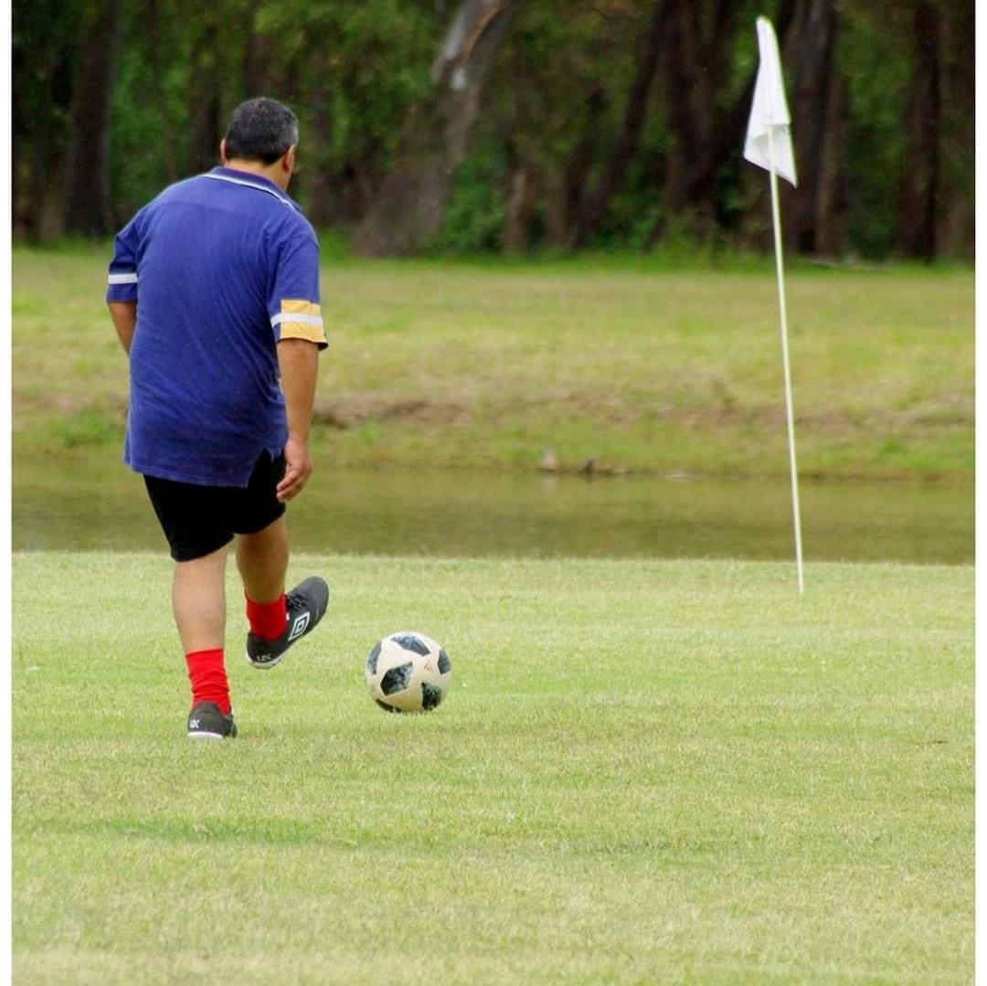 En este momento estás viendo Argentina Footgolf Open: Gustavo Seery ya está en Bariloche para la Copa de la República