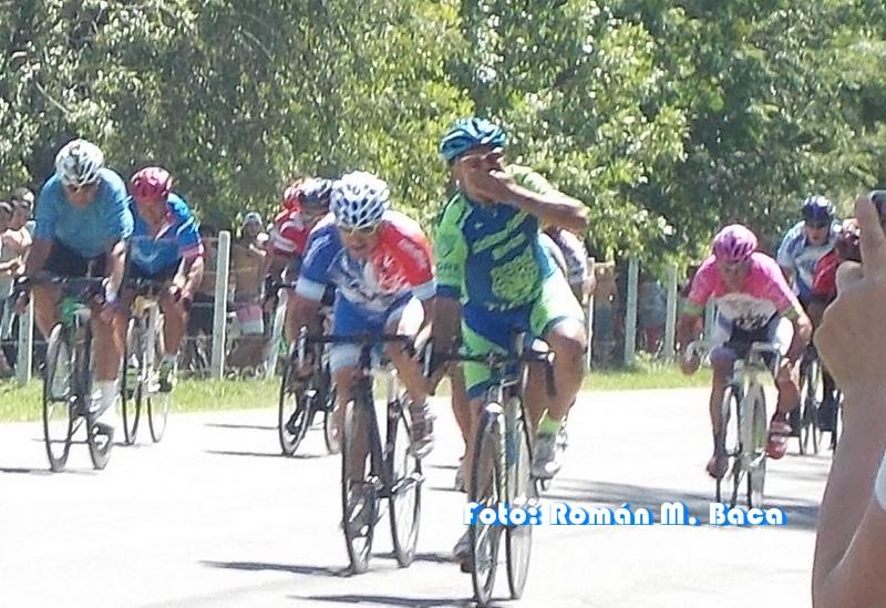 Otra fiesta del ciclismo en San Pedro
