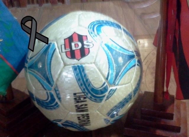 El fútbol local despide a Mario Aguilera