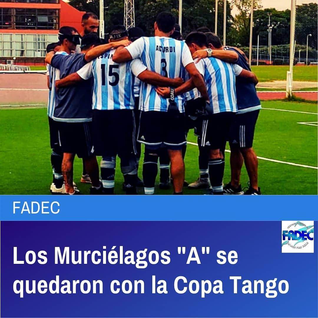 ¡Los Murciélagos A lograron su quinta victoria y obtuvieron la Copa Tango!