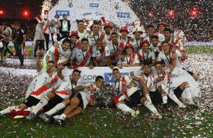 River Plate, tu grato nombre… SUPERCAMPEÓN