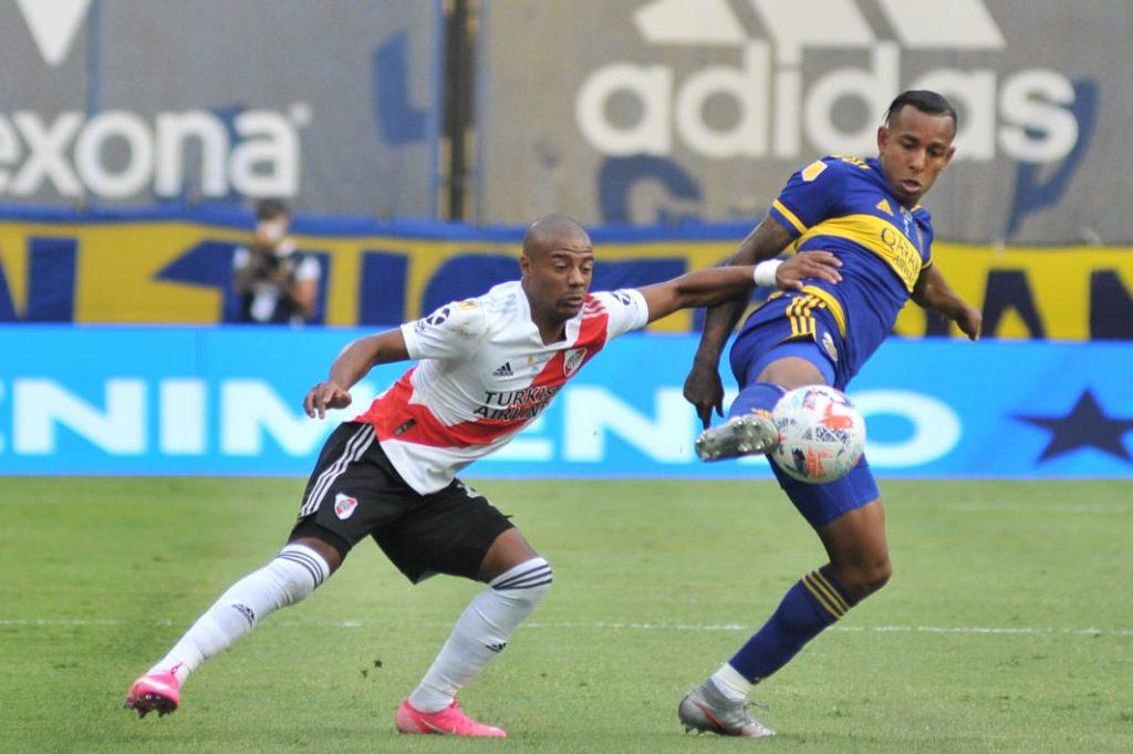 Nuevo empate entre Boca y River