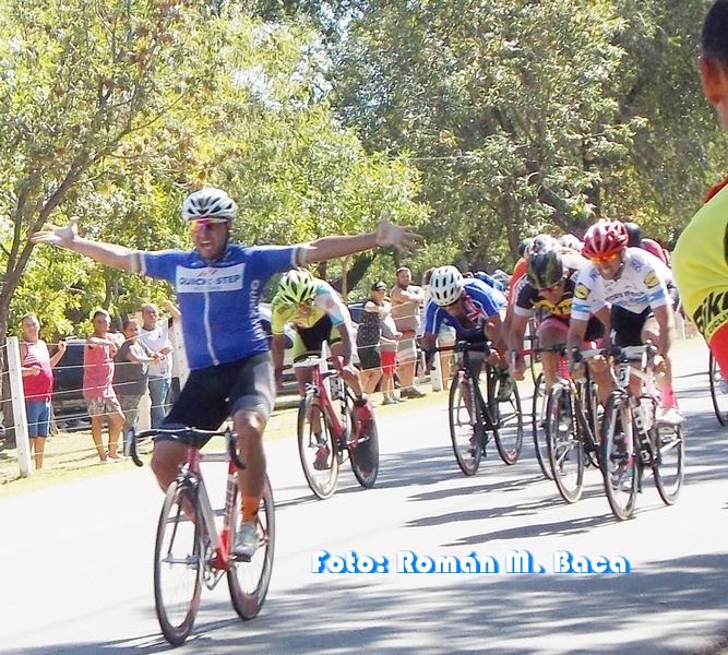 Mariano Manzo y Cristian Monzón fueron los sampedrinos ganadores