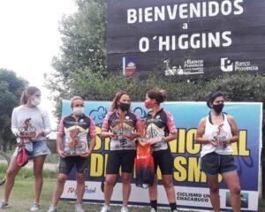 Rural Bike: Triunfos de Acosta y Chiarella
