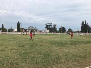 Lee más sobre el artículo Newell's realizó una prueba en Paraná FC
