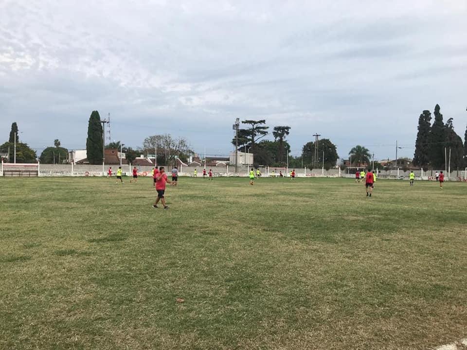 En este momento estás viendo Newell's realizó una prueba en Paraná FC