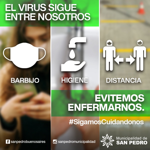 San Pedro en fase 3: No habrá actividad deportiva competitiva hasta el 30 de abril