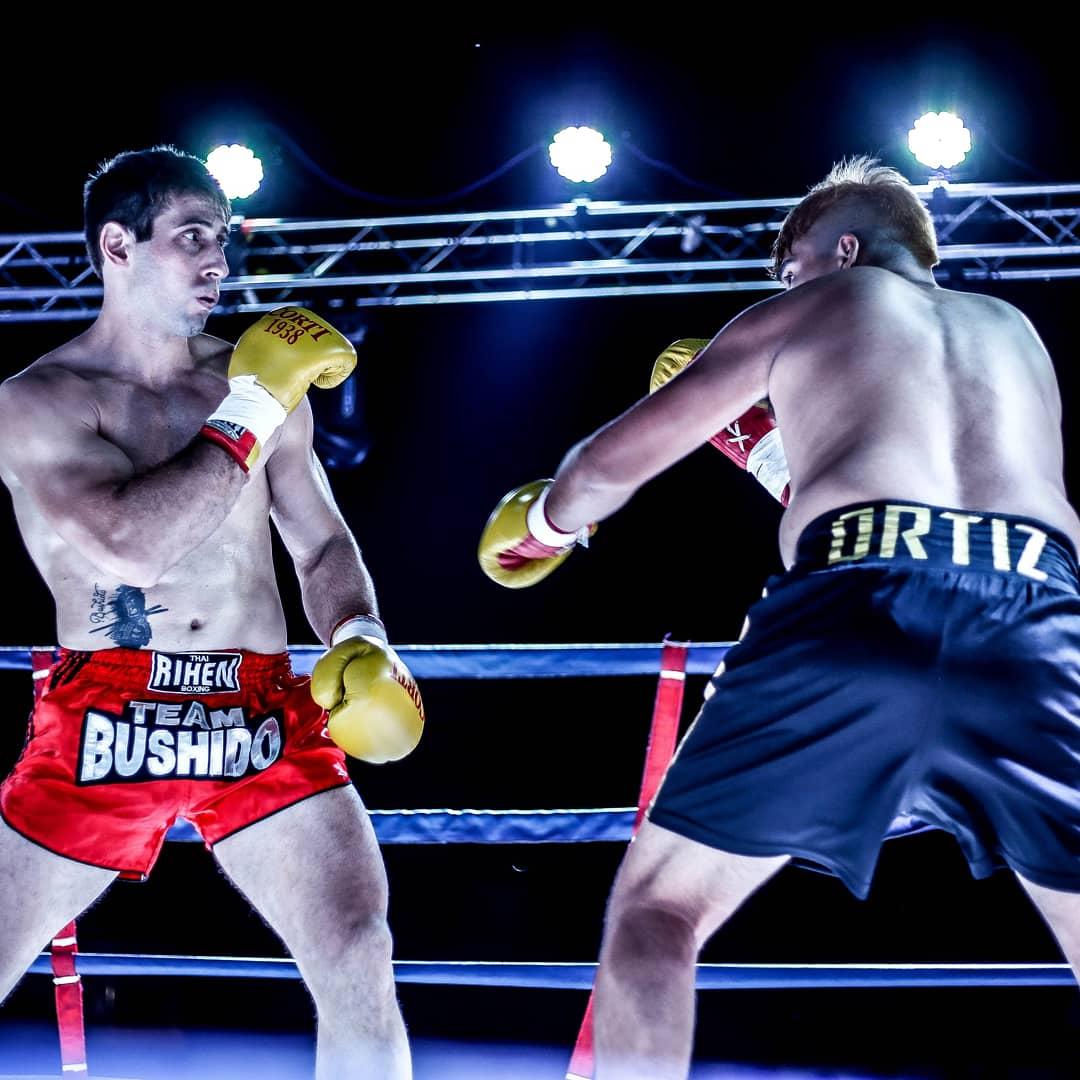 Boxeo: «Chuky» Correa y Damian Muñoz se presentan en Santos Lugares