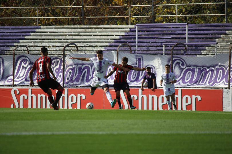 Dálmine no puede ganar. Igualó con Def. de Belgrano sin goles