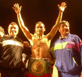 Juan Ramón «Chay» Solís fue campeón Latino