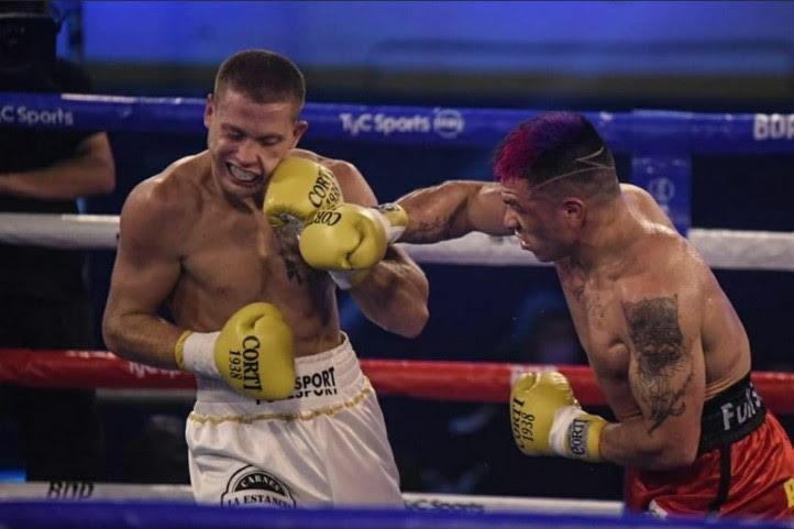 Boxeo nacional: Pucheta nuevo campeón mediano