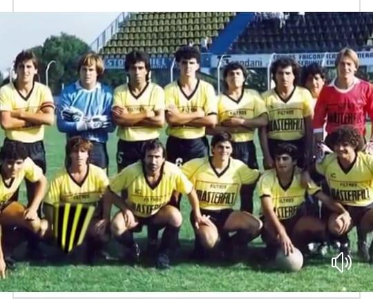 34 años del ascenso al Nacional B de Carlos Guerrero con Alte. Brown