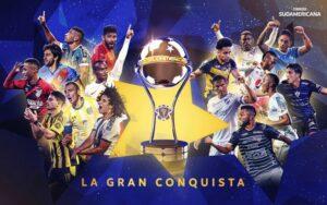 Lee más sobre el artículo Conmebol Sudamericana: Días y horarios