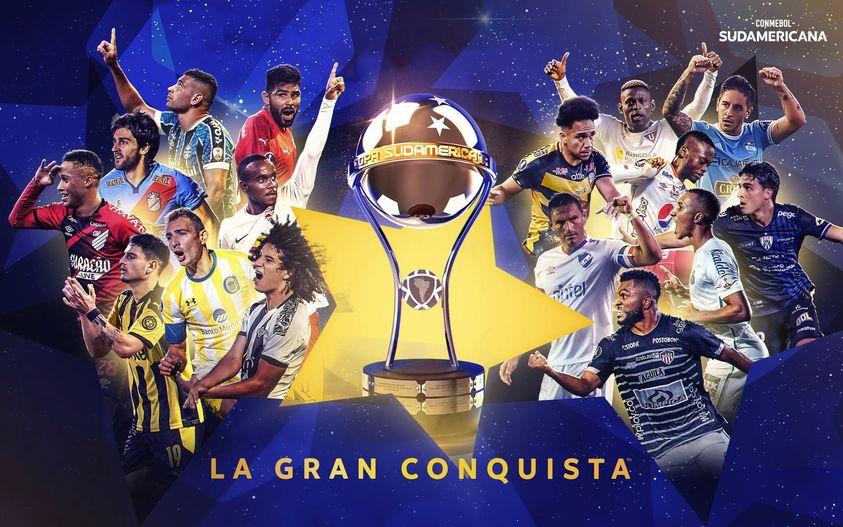 Conmebol Sudamericana: Días y horarios