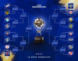 Conmebol Sudamericana: Así quedaron los cruces de Octavos de Final