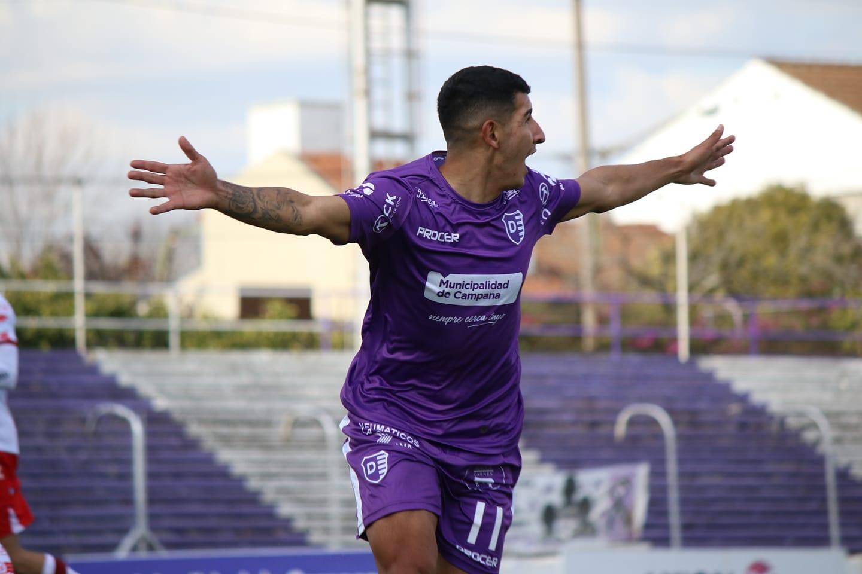 Tras 11 fechas sin triunfos, ganó Villa Dálmine