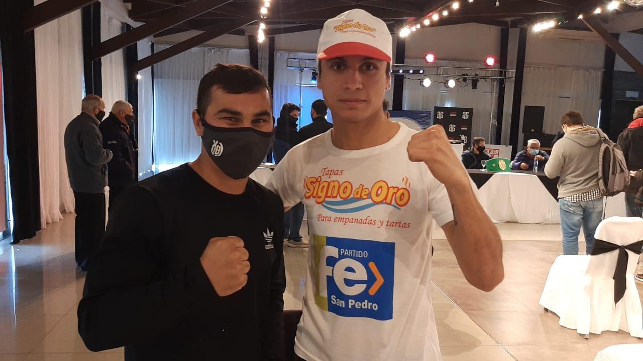 Lee más sobre el artículo Boxeo: Andrés Sosa enfrentará a Jeremías Ulibarre, sin título en juego