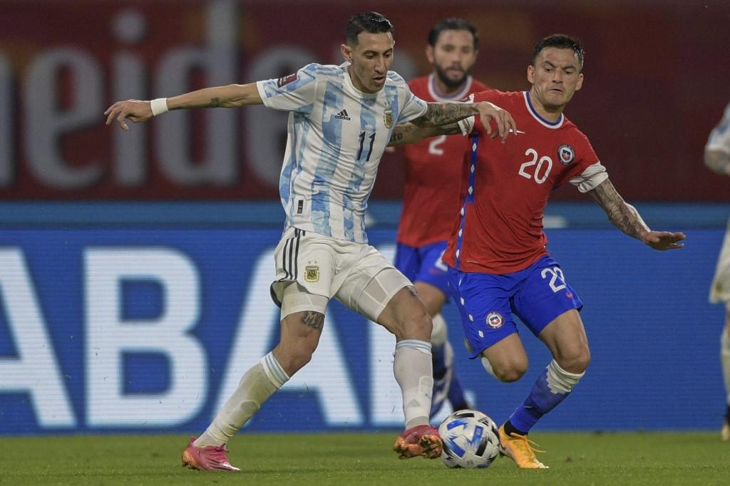 Argentina y Chile no se sacaron ventajas