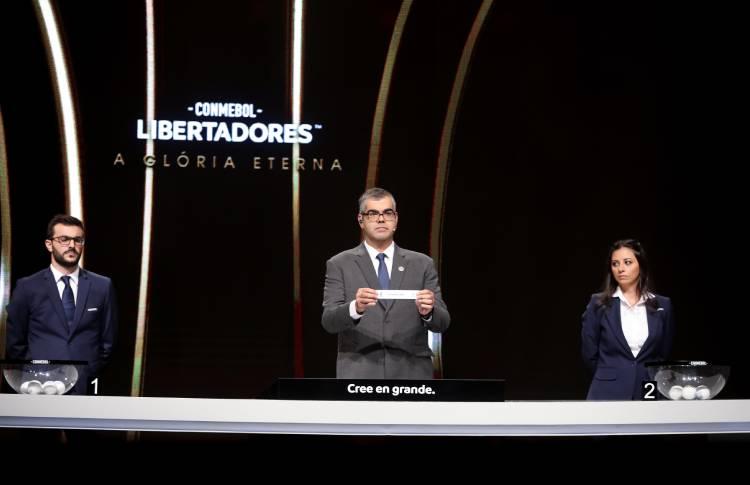 Conmebol Libertadores: Octavos de final con programa de partidos