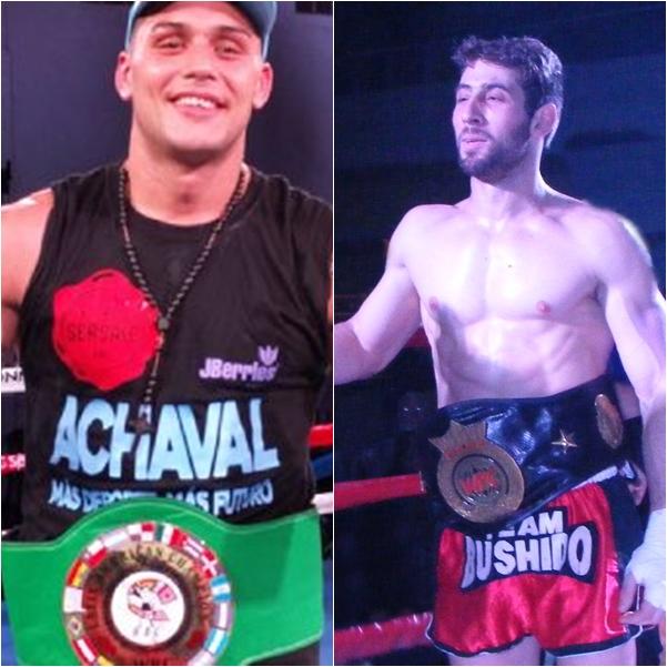Boxeo: Damián Muñoz combatirá con el Campeón Argentino Crucero Yamil Peralta