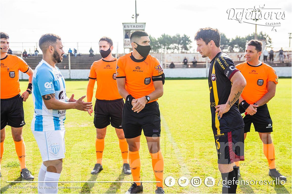 Federal A: Defensores perdió en Villa Ramallo, quedando cuarto en las posiciones