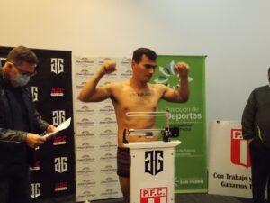 Lee más sobre el artículo Boxeo profesional: Todo listo para la velada en Paraná FC