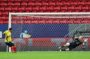 Lee más sobre el artículo Copa América: Argentina festejó en los penales y jugará la final ante Brasil