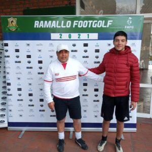 Lee más sobre el artículo Footgolf en el Golf Club San Nicolás con Gustavo y Matías Seery