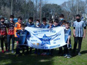 Lee más sobre el artículo Dio inicio el Torneo Preparación de la Liga Infantil «Martín Actis»