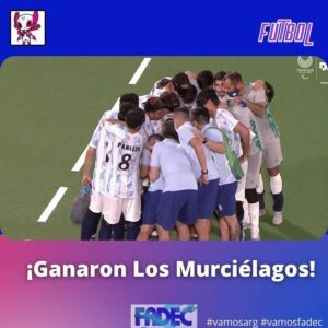 Lee más sobre el artículo XVI edición de los Juegos Paralímpicos, en Tokio: ¡Los Murciélagos debutaron con un gran triunfo ante Marruecos!